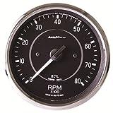 "Auto Meter 201004 Cobra 4"" 8000 RPM Tachometer Gauge"