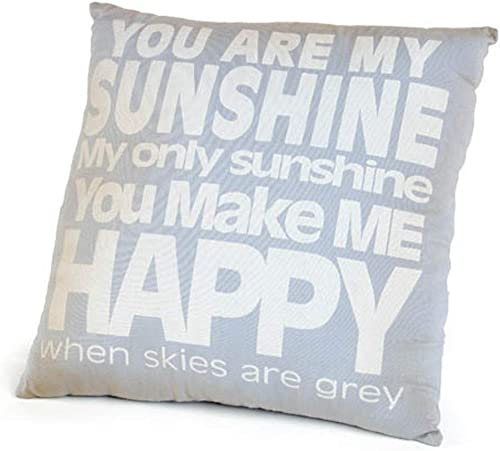 Ohio Wholesale You are My Sunshine Accent Pillow