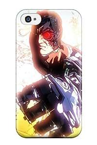 New Ninja Gaiden Fantasy Anime Sci-fi Cyborg Robot Warrior Tpu Case Cover, Anti-scratch LeeJUngHyun Phone Case For Iphone 5/5s