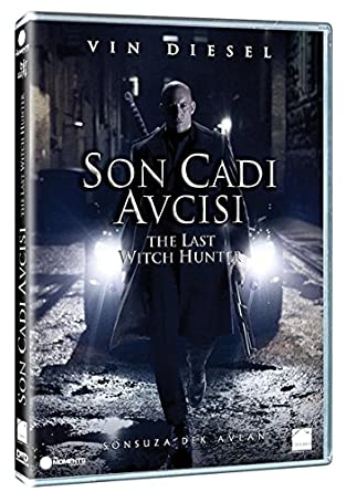 The Last Witch Hunter - Son Cadi Avcisi Audio: English, Subs