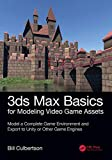 3ds Max Basics for Modeling Video Game