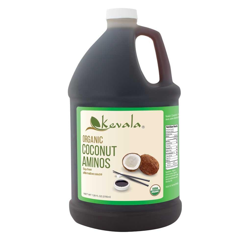 Kevala Organic Coconut Aminos 1 Gal