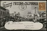 Fresno California (1943 Souvenir Postcard Packet / Folder)