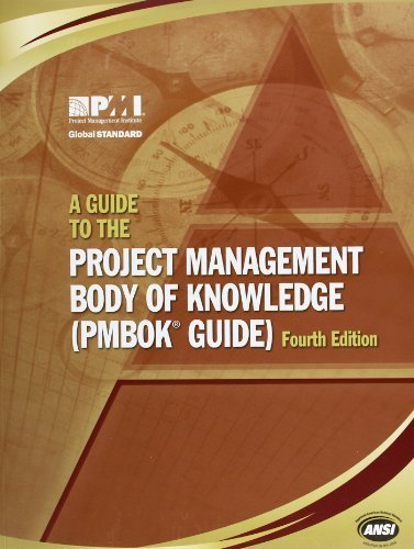 By Inc Project Management Institu A Guide to Project Management Body of Knowledge (A Guide to Project Management Body of Knowledge) (Fourth Edition)