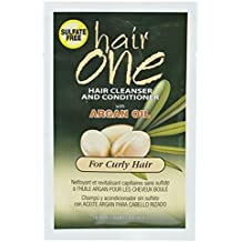Argan Oil Hair Cleanser Conditioner Packette