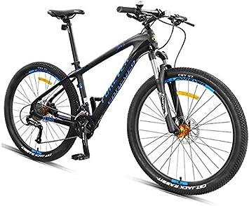 LAZNG Rígida Bicicleta de montaña, 27.5 Pulgadas Ruedas Grandes ...