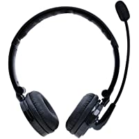Bluetooth Headphones with Mic,YAMAY Wireless Bluetooth Headset Noise Cancelling Headphones Over Ear Hands Free Calling for iPhone, Samsung Galaxy, Android Cell Phones