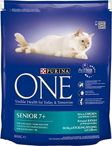 Purina One Senior 7+ Chicken & Rice