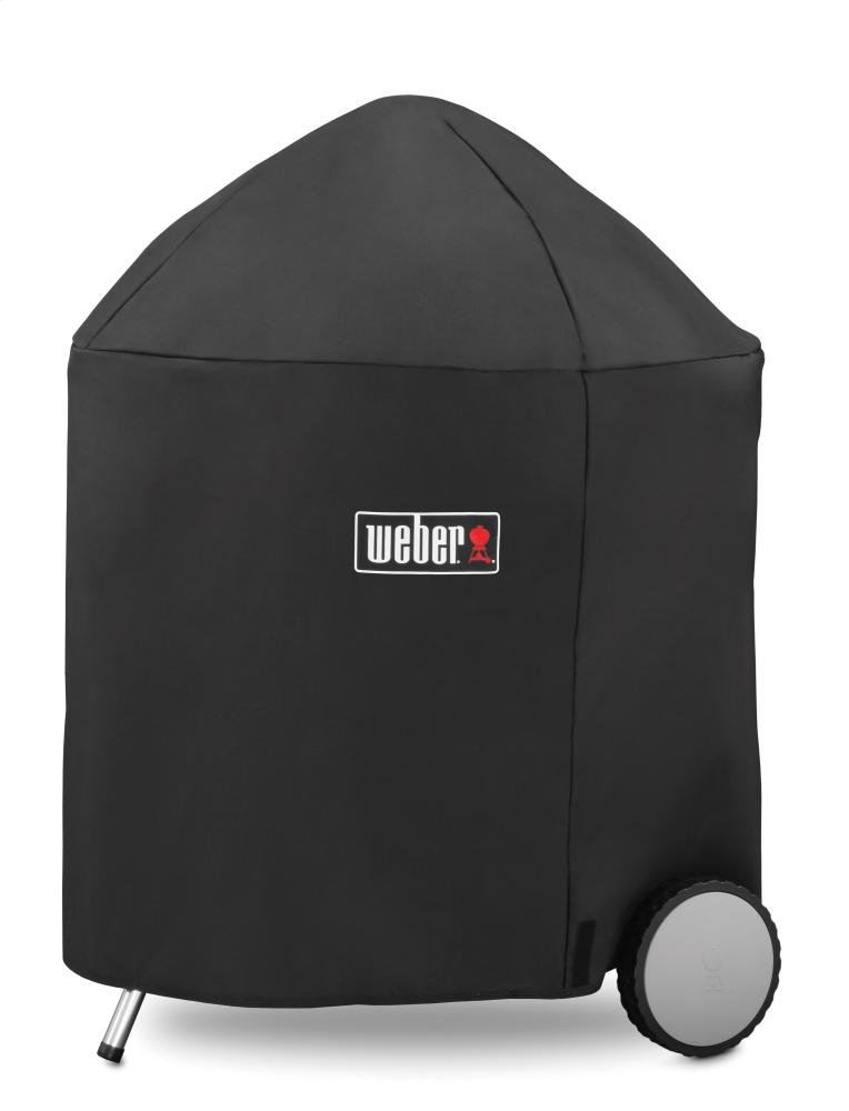 26-In. Kettle Grill Cover, Polyester by Weber