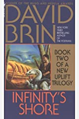 Infinity's Shore (The New Uplift Trilogy Book 2) Kindle Edition