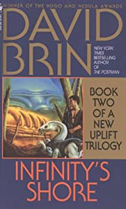 Infinity's Shore (The New Uplift Trilogy Book 2)