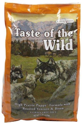 Taste of the Wild High Prairie Puppy - Roasted Bison & Ve...