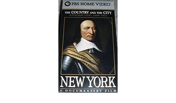 Amazon.com: The Country and the City, Episode One: 1609-1825 (New York: A Documentary Film): pbs: Movies & TV