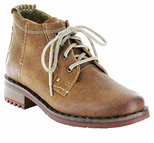 SALE - JOSEF SEIBEL - Emily 02 - Damen Boots - Braun Schuhe in Übergrößen