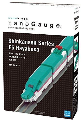 Nano Gauge Train Collection E5 Shinkansen Falcon Ngt_008 ()