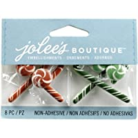 Jolee's Boutique Scrapbooking Embellishments, Mini Christmas Candies
