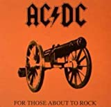 For Those About to Rock (Vinyl)