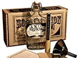 vintage flask - Bootleg Botanicals Old Fashioned Whiskey Cocktail Infusion Kit