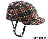 Yakka Helmet Paris-Blue-Red (S - Just Cover)