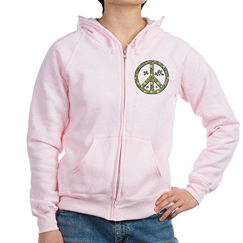 Irish Womens Zip Hoodie - 8