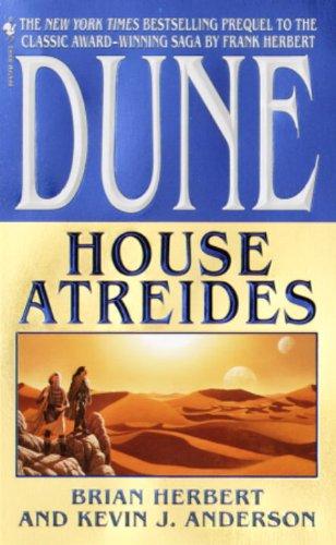 Dune House Atreides Prelude Book ebook product image