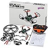 Ginzick Mini 3D 360 Tumbling 4 Channel Rc Remote Control Camera Quadcopter