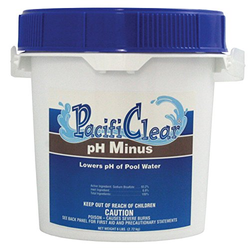 Pacifi Clear F084006048pc 6 Lb Ph Minus Balancer