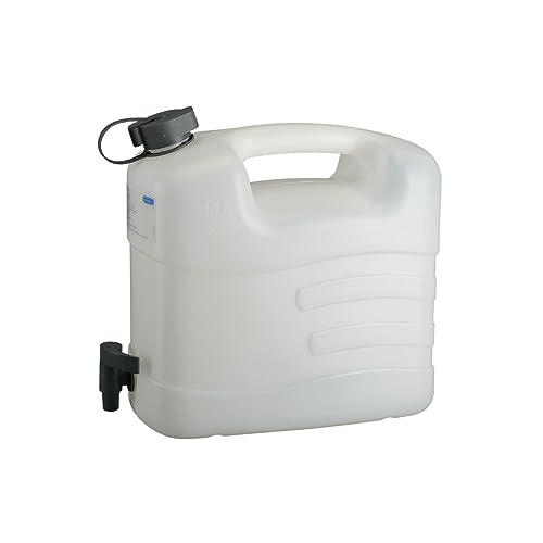 Pressol Bidon à eau avec robinet d'écoulement Contenu 20L, 1Pièces Polyéthylène 21167
