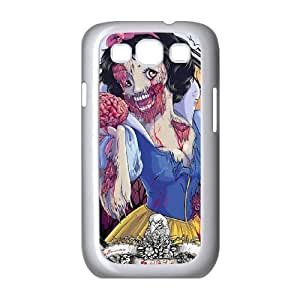 VNCASE Tattoo Zombie Princess Phone Case For Samsung Galaxy S3 I9300 [Pattern-1]