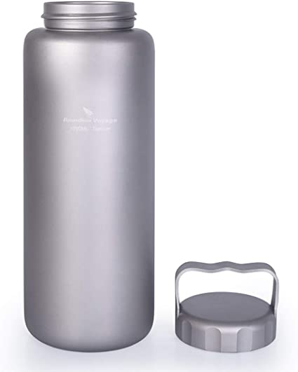 Outdoor Storage Bottle Leak-Proof Canteen Container Pocket Size Mini Case