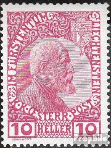 Prophila Collection Liechtenstein Michel.-No..: 2X 1912 Sello de Correos (Sellos para los coleccionistas): Amazon.es: Juguetes y juegos