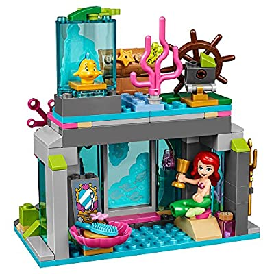 LEGO Disney Princess Ariel and The Magical Spell 41145 Building Kit (222 Piece): Toys & Games