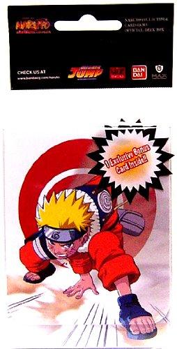 Naruto Card Game Supplies Official Deck Box Naruto [Toy ...