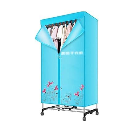 Secadora portátil perchero portátil secadora de apartamentos ...