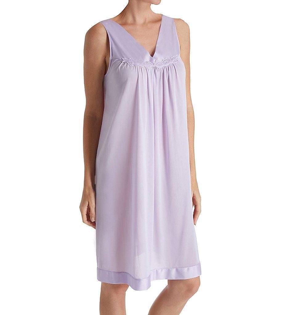 Exquisite Form Women\'s Plus Size Coloratura Short Gown #30807 at ...