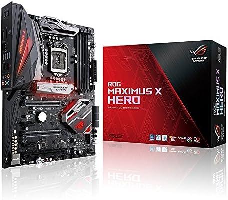 Asus Intel Z370 ATX - Placa base gaming con Aura Sync RGB LEDs,DDR4 4133MHz, dual M.2 y USB 3.1 Gen 2: Asustek: Amazon.es: Informática