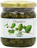 Organico Organic Capers In Brine 250g (Pack of 4)