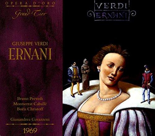 Montserrat Caballe - Ernani (2PC)