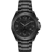 Citizen Men's AT2075-55E Japanese-Quartz Black Watch