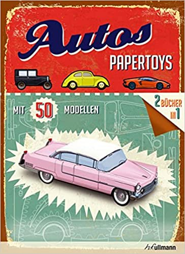 Papertoys Autos Amazon De Simon Heptinstall Bücher