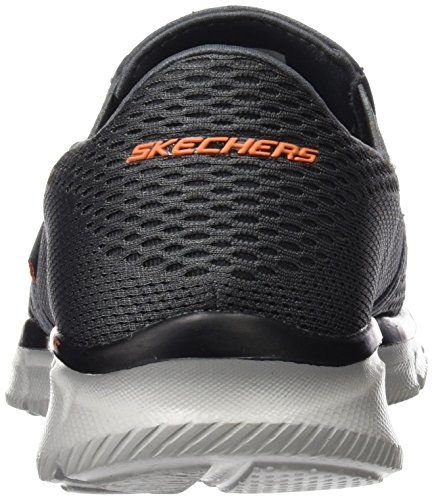 Basses Baskets Equalizer Play Gris Anthracite Homme Skechers Orange Double Gris 4qR6awxIT