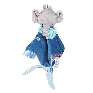 YeahiBaby Manta de Seguridad de Bebé de Elefante Accesorios de Alimentación: Amazon.es: Juguetes y juegos