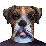 Boxer Dog Costume Face Mask - Off the Wall Toys Kennel Club