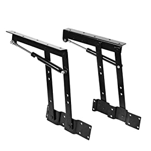 2X Practical Lift Up Coffee Table, Mechanism Hardware Top Lifting Frame Furniture Spring Hinges