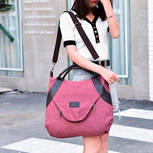 Bag Shoulder Zipper Lady Corssbody Chest TOOPOOT Wine Shoulder Bag Women Bags Deals Clearance wtqPZ0