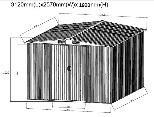 Buy storage shed with floor