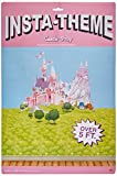 Kitchen & Housewares : Beistle 52065 Castle Prop, 5-Feet 1-Inch by 5-Feet