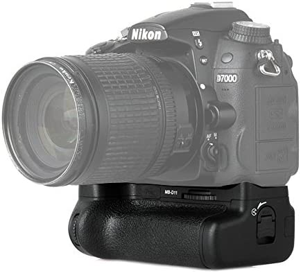 Agarre de batería vertical Pixel MB-D11 para cámara digital NIKON ...