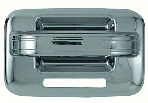 Coast To Coast CCIDH68110A1 Chrome Door Handle Cover With Key Pad Without Passenger Side Keyhole - Pack Of 4