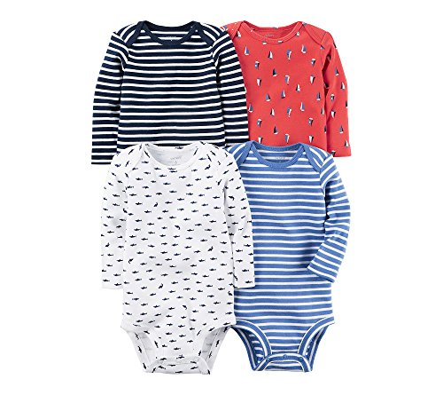 Carters Baby Multi PK Bodysuits 126g600 product image